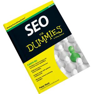 کتاب SEO For Dummies (آموزش سئو برای افراد پرمشغله)