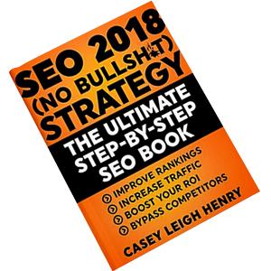 کتاب SEO No BullShit Strategy (استراتژی سئو بدون گزافهگویی)